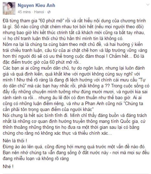 Nghe si Viet len tieng viec VTV dau to MC Phan Anh-Hinh-3