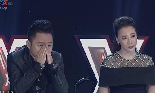 The X Factor Tung Duong nghen ngao loai Thanh Thao chon Adam