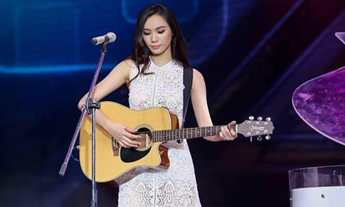 Thi sinh hat hay nhu My Tam bo thi The X-Factor 2016