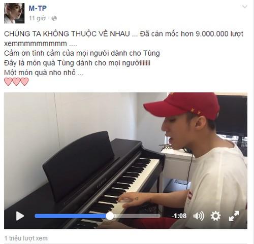 Son Tung MTP dan hat tang fans ca khuc gay on ao-Hinh-2