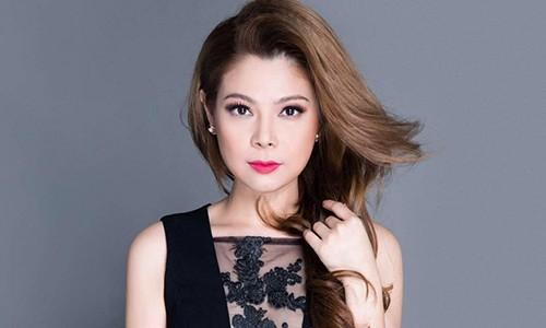 Ca si Thanh Thao tung dinh hon voi dai gia nuoc ngoai