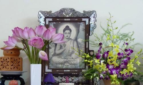 4 le cung Ram thang 7 tai nha nen cung lan luot the nao chuan nhat?