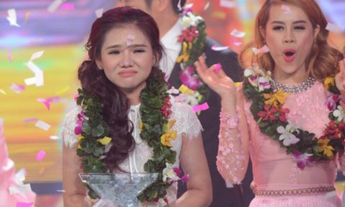 Minh Nhu doat ngoi quan quan The X-Factor 2016