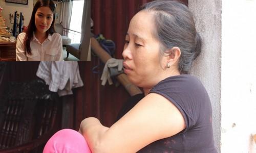 """""""Dam nuoc mat"""" voi tam su cua bo me Nguyen Thi Thanh"""