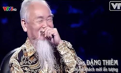 Lai Van Sam cung phai cuoi voi tinh huong trong Ai la trieu phu-Hinh-2