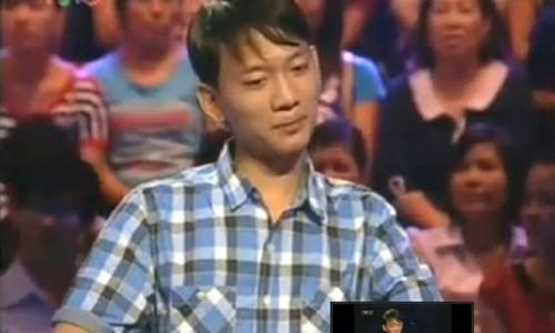 Lai Van Sam cung phai cuoi voi tinh huong trong Ai la trieu phu