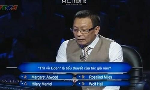 "MC Lai Van Sam nghi huu, ai se dan ""Ai la trieu phu""?"