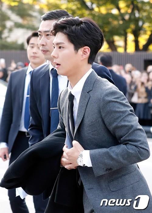 Chuong Tu Di, Kim Hee Sun du dam cuoi Song Hye Kyo-Hinh-6