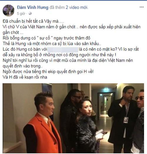 "Tham do MTV EMA gap su co, Dam Vinh Hung bi ""lua"" vao san khau-Hinh-3"