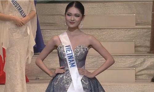 Thuy Dung truot top 15, nguoi dep Indonesia dang quang Miss International-Hinh-3