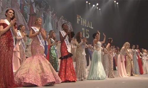 Thuy Dung truot top 15, nguoi dep Indonesia dang quang Miss International-Hinh-4