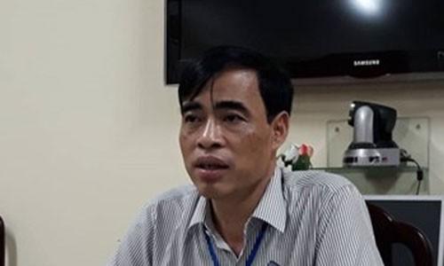 """Cham thi bat thuong o Hoa Binh: Lanh dao So Giao duc """"khong nam, khong biet"""""""