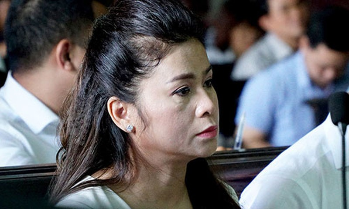 Ba Le Hoang Diep Thao: 'Anh Vu muon, toi san sang tha thu het'