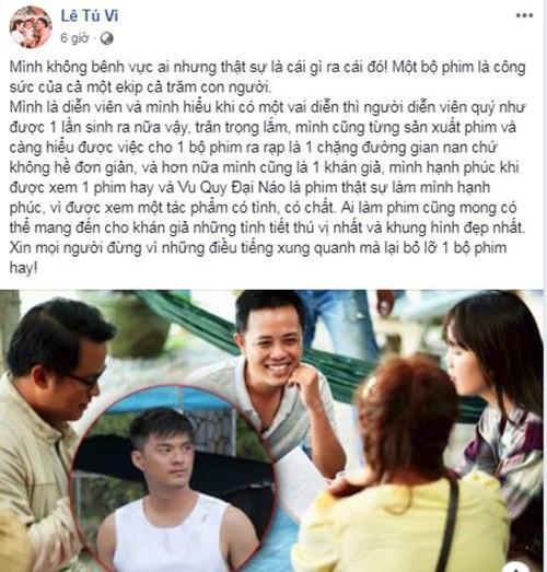 Phim bi tay chay, Lam Vinh Hai - Linh Chi phan ung the nao?-Hinh-3