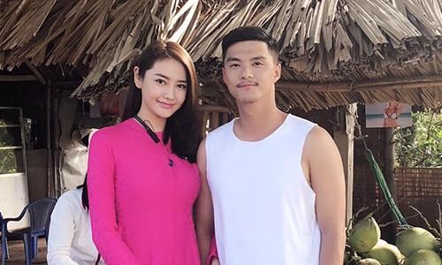 Phim bi tay chay, Lam Vinh Hai - Linh Chi phan ung the nao?