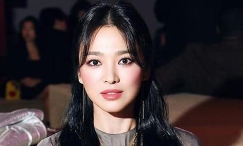 Song Hye Kyo tra loi phong van nhung quyet khong noi den chong