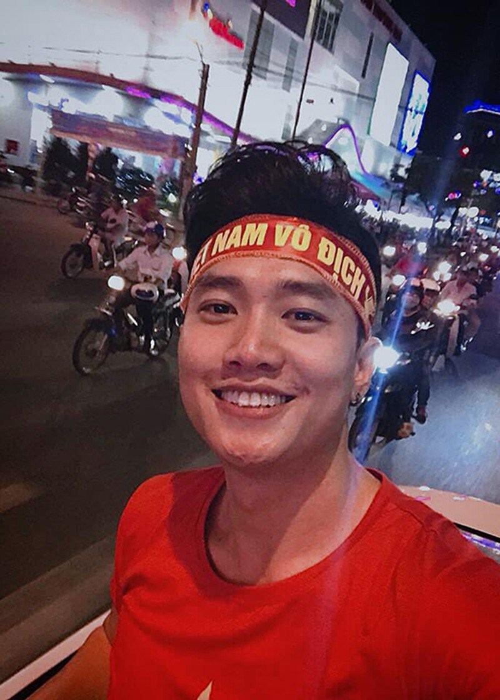 Huyen My, Hoang Bach buc boi truoc loi da tho bao cua Thai Lan-Hinh-5