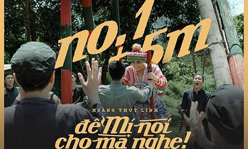 Hoang Thuy Linh ra MV khung: Cu bat ngoan muc, nhieu ke coi chung!