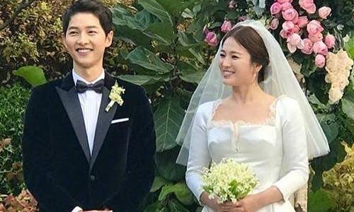 Song Hye Kyo khoc nhieu, sut can khi hon nhan ran nut