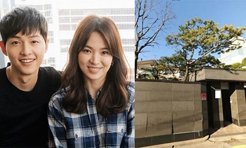 Song Hye Kyo don ra khoi biet thu hon 200 ty truoc khi ly hon