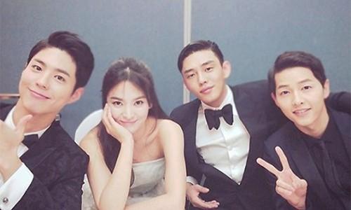 Song Hye Kyo bi nghi ngoai tinh voi ai sau tin ly hon?