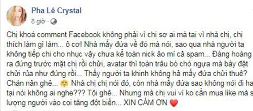Loat sao Viet tran tinh khi bi nghi da deu Truong The Vinh-Hinh-9