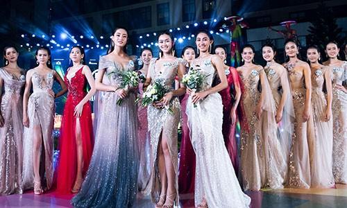 Luong Thuy Linh dang quang Miss World Viet Nam 2019-Hinh-10