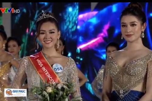 Luong Thuy Linh dang quang Miss World Viet Nam 2019-Hinh-2