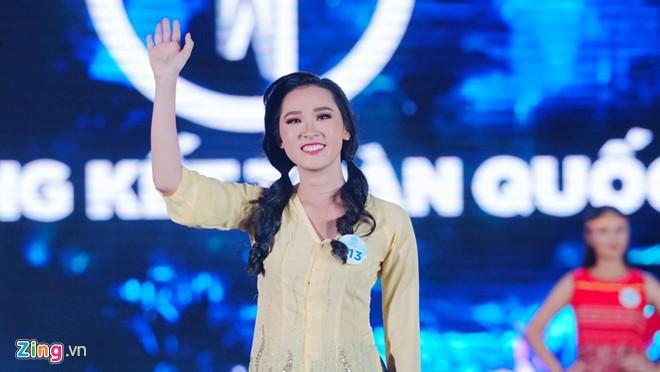 Luong Thuy Linh dang quang Miss World Viet Nam 2019-Hinh-7