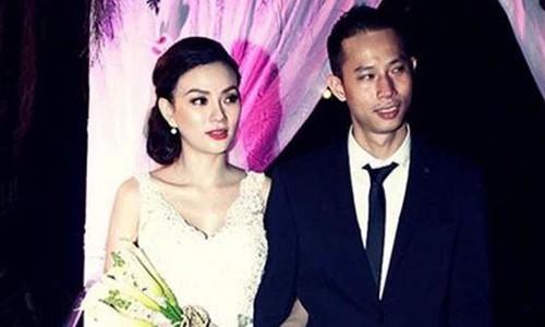 Con trai bi nghi bao hanh, chong cu Thu Thuy phan ung gi?