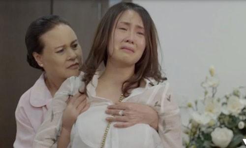 Chi mot canh say, Hong Diem lai gay sot man anh