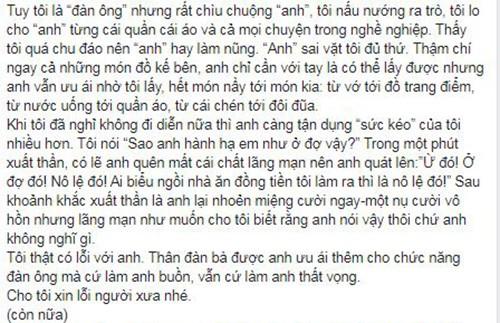 Giua on ao voi vo cu Xuan Huong, MC Thanh Bach phan ung ra sao?-Hinh-4