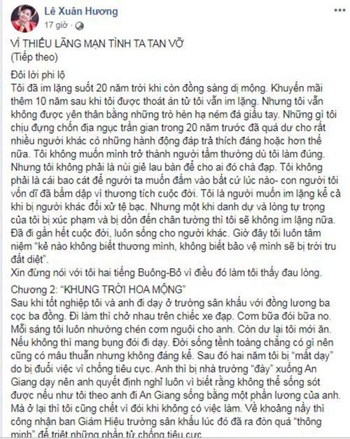 Giua on ao voi vo cu Xuan Huong, MC Thanh Bach phan ung ra sao?-Hinh-5