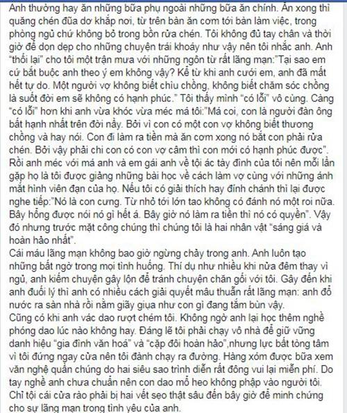 Giua on ao voi vo cu Xuan Huong, MC Thanh Bach phan ung ra sao?-Hinh-7
