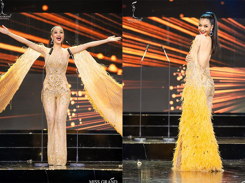 Kieu Loan thi Miss Grand International: Chien thuat khac biet co dang quang?