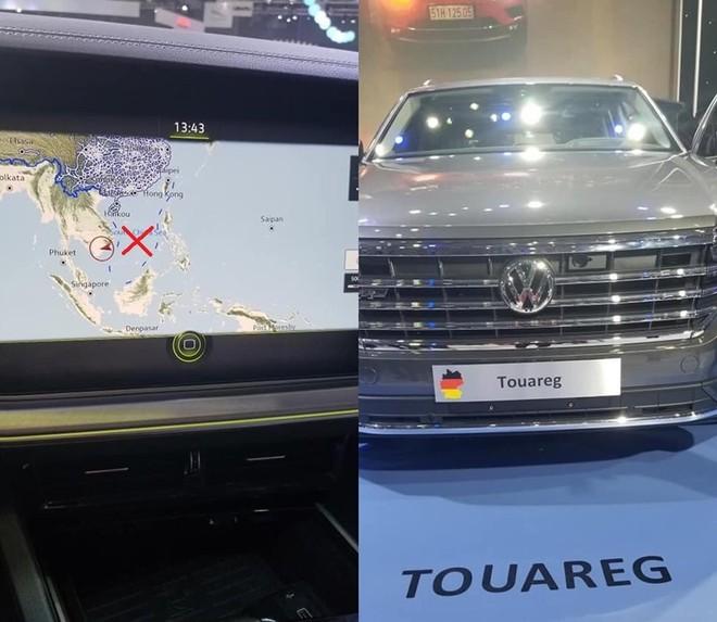 Xe Volkswagen co ban do