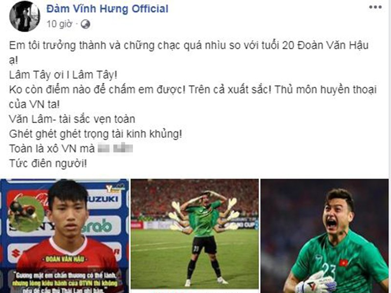 Mr Dam tuc dien vi trong tai phu nhan ban thang cua doi tuyen Viet Nam