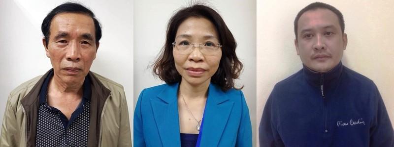 """""""Cu bat tay"""" Nhat Cuong – Dong Kinh dua lanh dao So KHDT """"xo kham"""""""