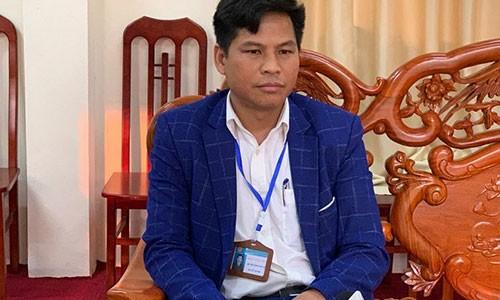 Chat thai hoi thoi chon trom, Chu tich UBND xa Bac Son: Mau nuoc, khong khi deu binh thuong