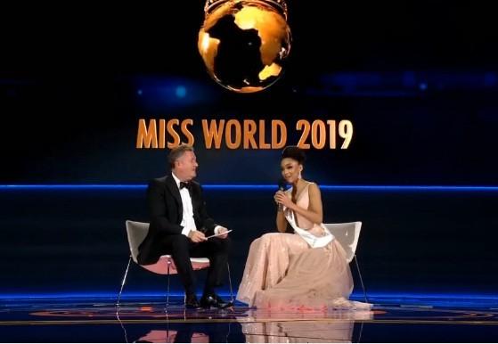 Luong Thuy Linh truot Top 5,  Jamaica dang quang Hoa hau The gioi 2019-Hinh-11
