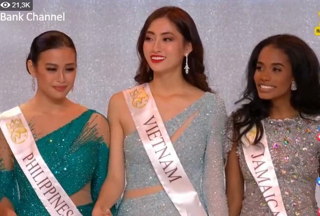 Luong Thuy Linh truot Top 5,  Jamaica dang quang Hoa hau The gioi 2019-Hinh-13