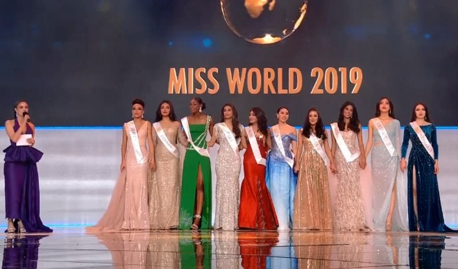 Luong Thuy Linh truot Top 5,  Jamaica dang quang Hoa hau The gioi 2019-Hinh-4