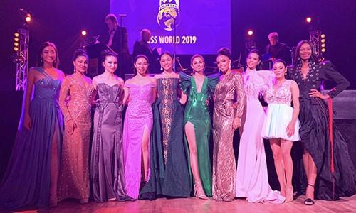 Luong Thuy Linh truot Top 5,  Jamaica dang quang Hoa hau The gioi 2019-Hinh-40