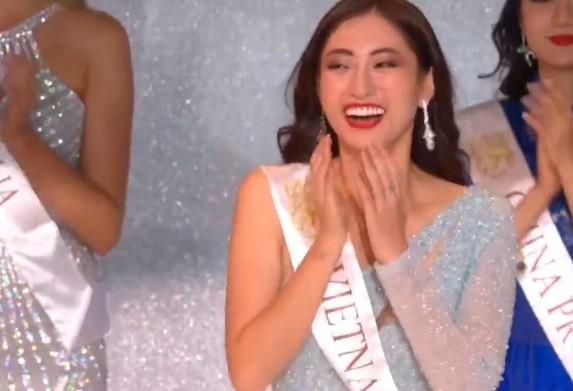 Luong Thuy Linh truot Top 5,  Jamaica dang quang Hoa hau The gioi 2019-Hinh-17