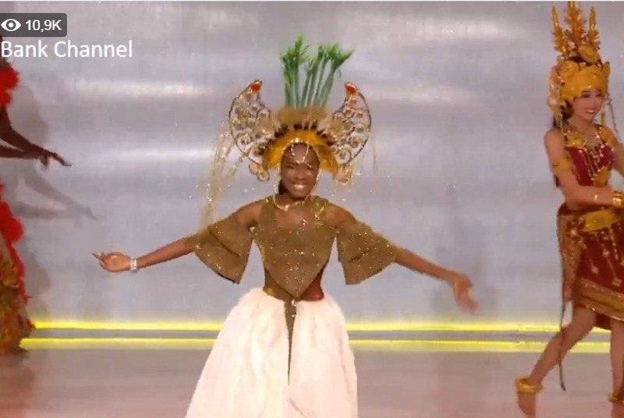 Luong Thuy Linh truot Top 5,  Jamaica dang quang Hoa hau The gioi 2019-Hinh-33