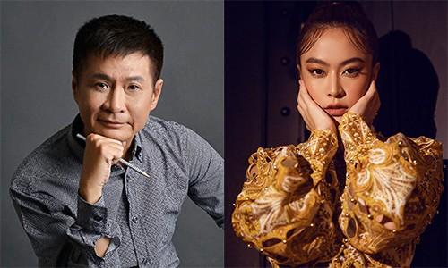 DD Le Hoang bi nem da vi khui lai scandal clip nong cua Hoang Thuy Linh