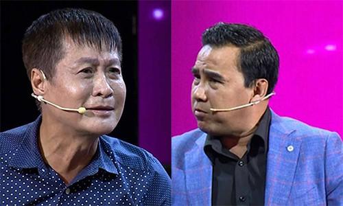 "Dao dien Le Hoang - Quyen Linh tranh cai gay gat ve chu de ""ngoai tinh"""