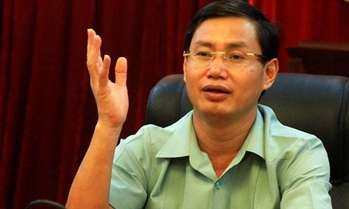 Duong cong danh cua Chanh Van phong Thanh uy Ha Noi Nguyen Van Tu