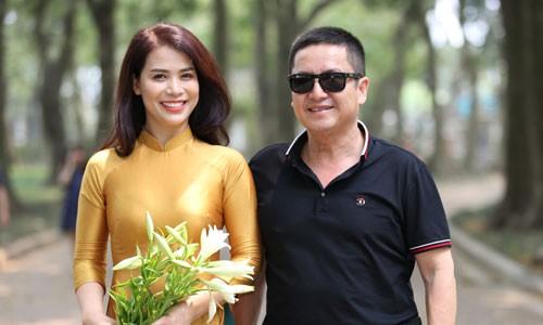 Ly hon Ngoc Huyen, Chi Trung con giau, vi sao ban gai voi cong khai?
