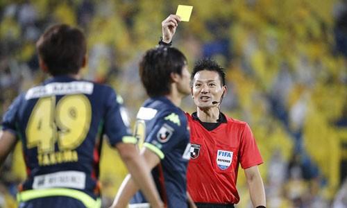 Trong tai V-League thoi chinh tran U23 Viet Nam gap Jordan
